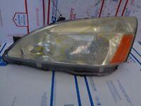 03,04,05,06,07 2004 2005 2006 2007 HONDA ACCORD DRIVER LEFT HEADLIGHT LAMP OEM