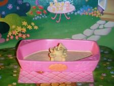 Pink Sandbox w/Sand Castle fits Fisher Price Loving Family Dollhouse dolls
