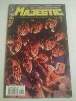 Majestic #5 July 2005 Wildstorm DC Comics Abnett Lanning Santacruz Regla