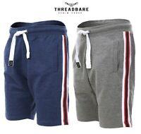 Threadbare Mens Shorts Sweat Gym Fashion Jogging Bottom Fleece Short ROSS