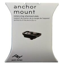 Peak Design PL-AN-1 Anchor Mount for Camera Strap Ultra-Secure 4mm Hex Drive