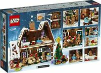 LEGO Creator Expert Gingerbread House 10267 Building Kit New 2020 (1,477 Pieces)