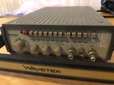 Wavetek signal generator
