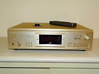 Sony CDP-XA555ES High-End CD-Player Champagner, mit FB & Puck, 2 Jahre Garantie