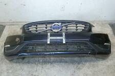 2014 - 2018 VOLVO S60 FRONT BUMPER W/O HEADLAMP WASHER W/ PARK ASSIST 467 T5 OEM