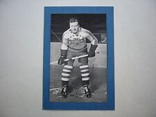 1934/43 BEEHIVE CORN SYRUP GROUP 1 HOCKEY PHOTO PAT EGAN NICE!! BEE HIVE