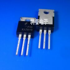 10 x LM7810L 3-TERMINAL 1A POSITIVE VOLTAGE REGULATOR TO-220 10V 1.5A