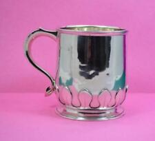 Art Deco Cups/Goblets/Tankard Antique Solid Silver