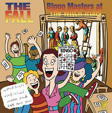 THE FALL-BINGO MASTERS AT THE WITCH TRIALS LP RSD 2016 LTD EDT MINT