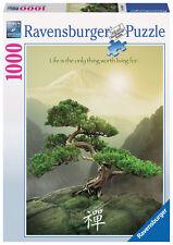 1000 Teile Ravensburger Puzzle Zen Baum 19389