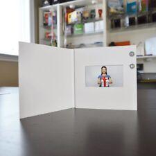 "4.3"" Video Greeting Card Lite LCD Screen Video Mailer Video Brochure"