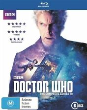 Doctor Who : Series 10 (Blu-ray, 2017, 6-Disc Set)
