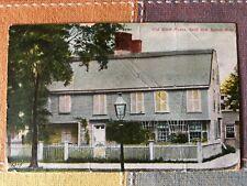 Old Witch House, Salem, Massachusetts