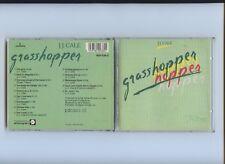 J.J. Cale Grasshopper Mercury Green Arrow West Germany Rare 1983 CD 1st Press