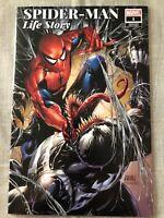 Spider-Man: Life Story #1 Mini-Series (Marvel, 2019) NM Tyler Kirkham Variant