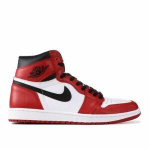 Original Athletic Nike Air Jordan 1 High Men Shoes Basketball Sneakers Men Sport