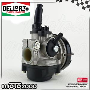 CARBURATORE DELL'ORTO SHA 15 15 MINIMOTO CICLOMOTORE 2T 02043