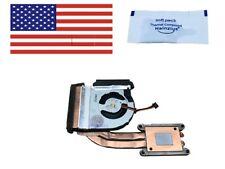Original LENOVO THINKPAD T420S T420SI CPU Cooling Fan & HeatSink 04W1712