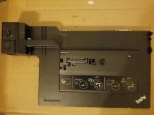 New listing Lenovo Thinkpad Docking Station Only Series 3 Usb 3.0 Type 4337