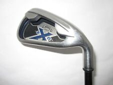 Callaway X-20 6 Iron Graphite Stiff Right Handed Standard Length; FROM A SET!