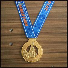 Half Marathon Disneyland Paris 2016 INAUGURAL - Semi Marathon - Run Disney
