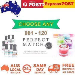 Lechat Perfect Match SNS Gelish Dip Dipping Powder Nail Colour 42g (61 - 120)