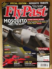 FLYPAST Aviation Magazine #386 September 2013 Mosquito Hustler Douglas Skyraider