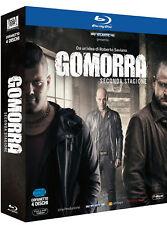 GOMORRA 2 - SECONDA STAGIONE (4 BLU-RAY) SERIE TV ITALIANA