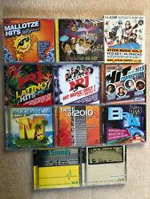 Club Sounds, Bravo Hits, NRJ, Atzen Musik, Mallotze! Div. CD Sampler, teils NEU