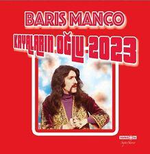 TURKISH ANATOLIAN PSYCH ROCK LP - BARIS MANCO - Kayaların Oğlu 2023 TurkuOla S/S