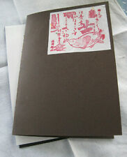 Hand bound RICE PAPER Sketch Book - Japanese, Chinese Painting, Sunmi e