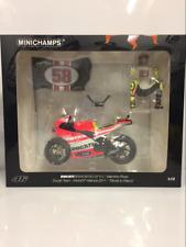 Valentino Rossi Ducati Desmosedici GP 11.2 MINICHAMPS 1 12 Tribute to Marco