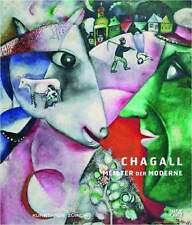 Fachbuch Marc Chagall, Meister der Moderne, Anfänge und frühes Schaffen, NEU