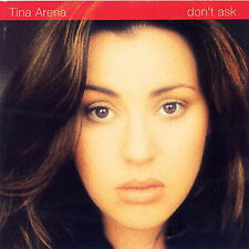 TINA ARENA RARE SOUTH AFRICAN Issue Don't Ask CD Misprint Extra Track