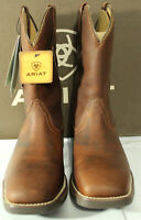 ARIAT Ranch Work H20 Western Men's Boot, WP/Oil & Slip-Resistanting,10031129