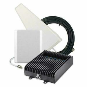 Surecall Fusion5s 2.0 Cell Signal Booster for Large Homes/Office - Yagi/Panel