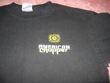 American Chopper Fire Bike Adult  Medium T-Shirt