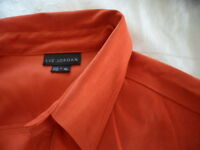 BRAND NEW WOMENS BURNT ORANGE LIZ JORDAN LADIES JACKET SIZE XL
