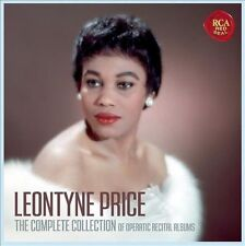 The Complete Collection of Operatic Recital Albums (CD, Dec-2011, 14 Discs, RCA