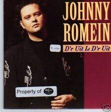 (530N) Johnny Romein, D'r Uit Is D'r Uit - 1995 CD