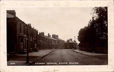 Higher Walton. Church Terrace # 1074 by A.J. Evans, Preston.
