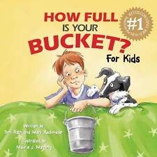 How Full is Your Bucket? For Kids by Tom Rath Book | NEW Free Post AU