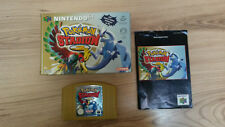 N64 Pokemon Stadium 2 PAL Deutsch komplett mit OVP Anleitung boxed manual