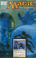 Magic the Gathering Spell Thief #1 with Arrest IDW Promo Card New Sealed