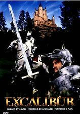 BRAND NEW DVD // Excalibur //  Helen Mirren, Nigel Terry , Liam Neeson //