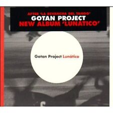 Lunatico - Gotan Project CD YA BASTA