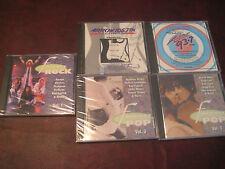 Forever Rock & Pop Series 5 Cds 52 Tracks Skynyrd Bto Hooters Boston Free El&P