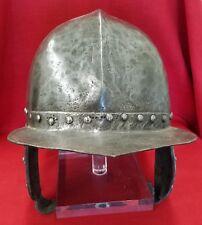 Continental Sappers Siege Weight Helmet Circa 1640