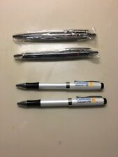 PHARMACEUTICAL PENS - METAL - BRAND NEW Still In Package