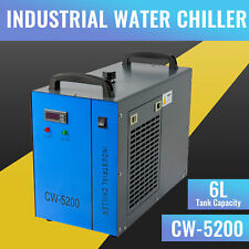 CW-5200 Industrial Water Chiller for 60-150W CO2 Laser Tubes Factory Equipment